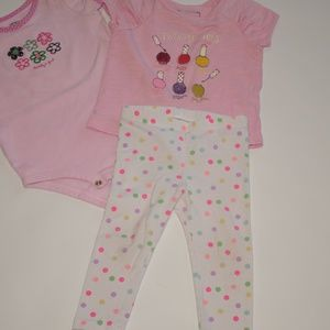 18 Month Girls Outfit